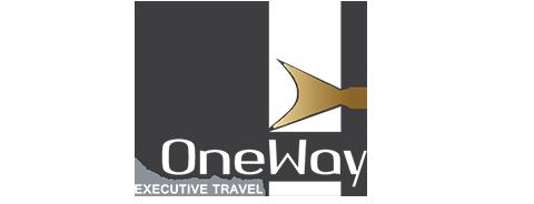 Oneway Executive Travel Logo